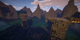 The Lake Of Dead  by  _Yamigashi_  (First Attempt xP) Minecraft Map & Project