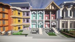 Humble Inn Minecraft Map & Project