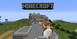 Xbox 360 Tutorial world tu14 Minecraft Map & Project