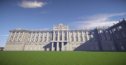 Palacio Real/ Royal Palace Minecraft Map & Project