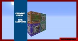 (One Command) Growing Grass - Minecraft Vanilla mod 1.9 Minecraft Map & Project