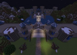 First Time Stormwind Project! Minecraft Map & Project