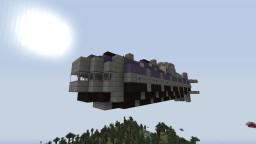 Ame Class Corvette Minecraft Map & Project