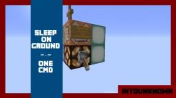 (One Command) Sleep On Ground (SOG) - Minecraft Vanilla mod 1.9 Minecraft Map & Project