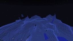 The Glacier Minecraft Map & Project