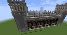 Mega Stadium Minecraft Project