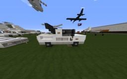 Minecraft-Pickup Truck Minecraft Map & Project