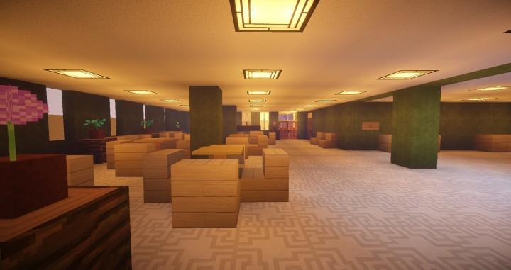 1st Class Reception Room
