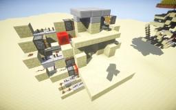 Redstone Hidden Underground Base Exit V1 Minecraft Map & Project