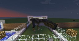 SIMPLE JURRASIC PARK MOD Minecraft