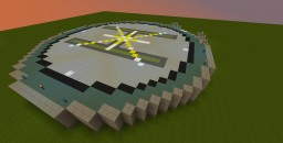 Jurassic Adventure Helipad Minecraft Project