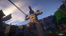 Spartacus Minecraft Map & Project