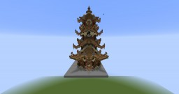 Okonomiyaki Pagoda Minecraft Map & Project