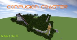 -The Confusion Coaster- Minecraft Map & Project