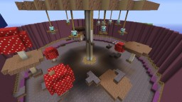 Mushroom Parkour Minecraft Map & Project
