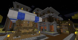 Viridian Base Minecraft Map & Project