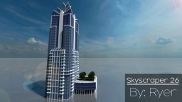 Skyscraper 26 Minecraft Map & Project