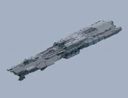 Space carrier Atlas Minecraft