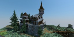 Castle Leilani (Download) Minecraft