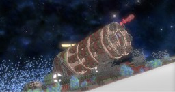 Giant plasma gatling cannon Minecraft