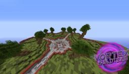Fantasy hub made by VortexBuildTeam Minecraft Map & Project