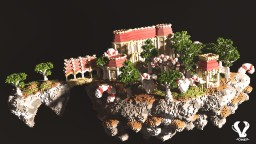 Candy Land Island Minecraft Map & Project