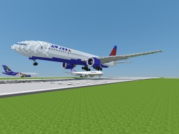 Boeing 777 Livery Pack [+Download] Minecraft Map & Project