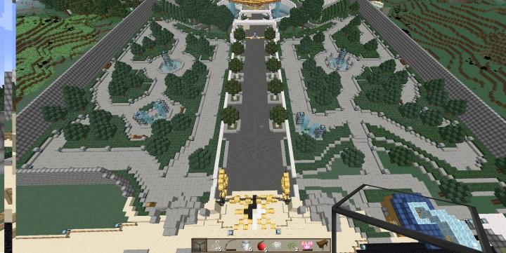 Entrance Park