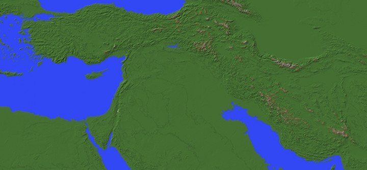 Mediterranean Sea Europe Middle East North Africa Map - Sweden map minecraft download