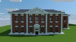 English Mansion Minecraft Map & Project