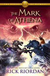 Book Review ~ The Mark Of Athena ~ Rick Riordan Minecraft Blog Post