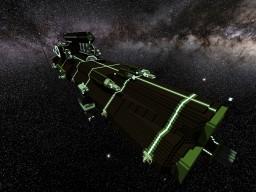 MJÖLLNIR CLASS - Carrier Minecraft Project