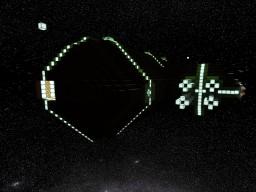 RAGNAROK-CLASS Destroyer Minecraft Map & Project