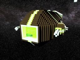 HAMMER CLASS - Freighter Minecraft Project