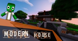 Modern House #04 Minecraft Map & Project