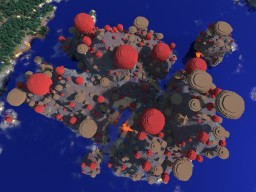 Ultimate Mushroom Island Minecraft Project