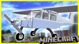 Planes in Vanilla Minecraft Minecraft Project