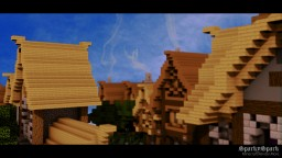 Medieval Town Plot Minecraft Map & Project