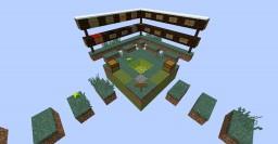 Potato Parkour Minecraft Map & Project