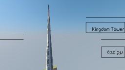 Kingdom tower skyscraper Minecraft Map & Project