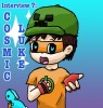 Interview #7: COSMIC LUKE Minecraft Blog Post