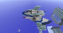 Spaceships from Space Rangers Minecraft Map & Project