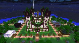 Bowshier Spawn Minecraft Project