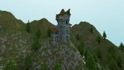 Medieval Watch-/Magetower Minecraft