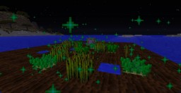 Spreadable Crops in One Command Minecraft Map & Project