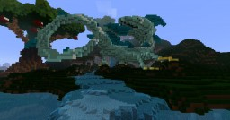 Taniwha Minecraft Map & Project