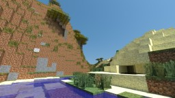 Testing my rendering program Minecraft Map & Project