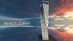 Infinity tower Minecraft Map & Project