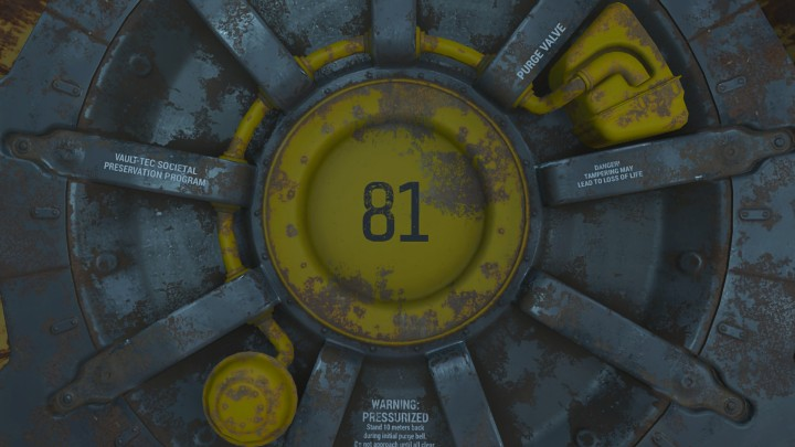 Welcome to the vault 81!