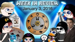 Week in Review: Season 2 - Week of January 3, 2016 Minecraft Blog Post